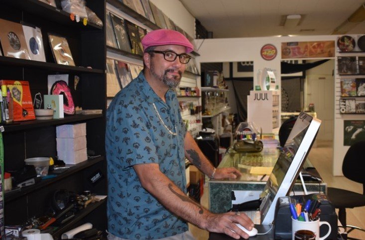 Creep Records in West Chester Nourishes Music Fans' Lasting Appetite for LPs