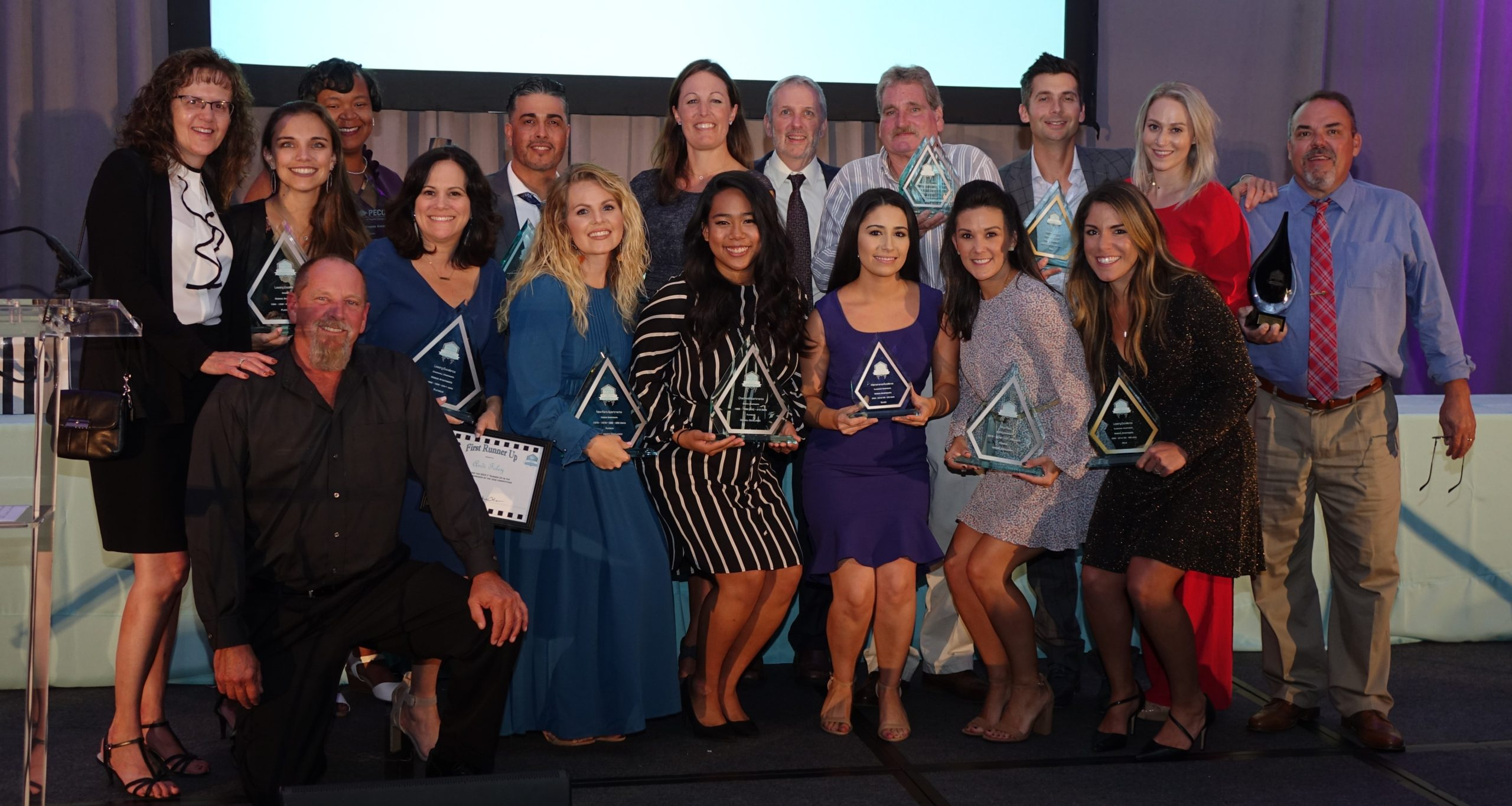 Abundance of Awards Proves Hankin Apartments to Be the Gold Standard in Apartment Living