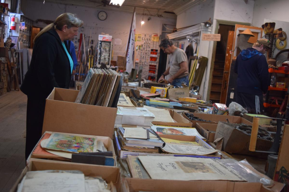 Inventory, Real Estate of 144-Year-Old Hardware Store in Spring City to Be Auctioned Off