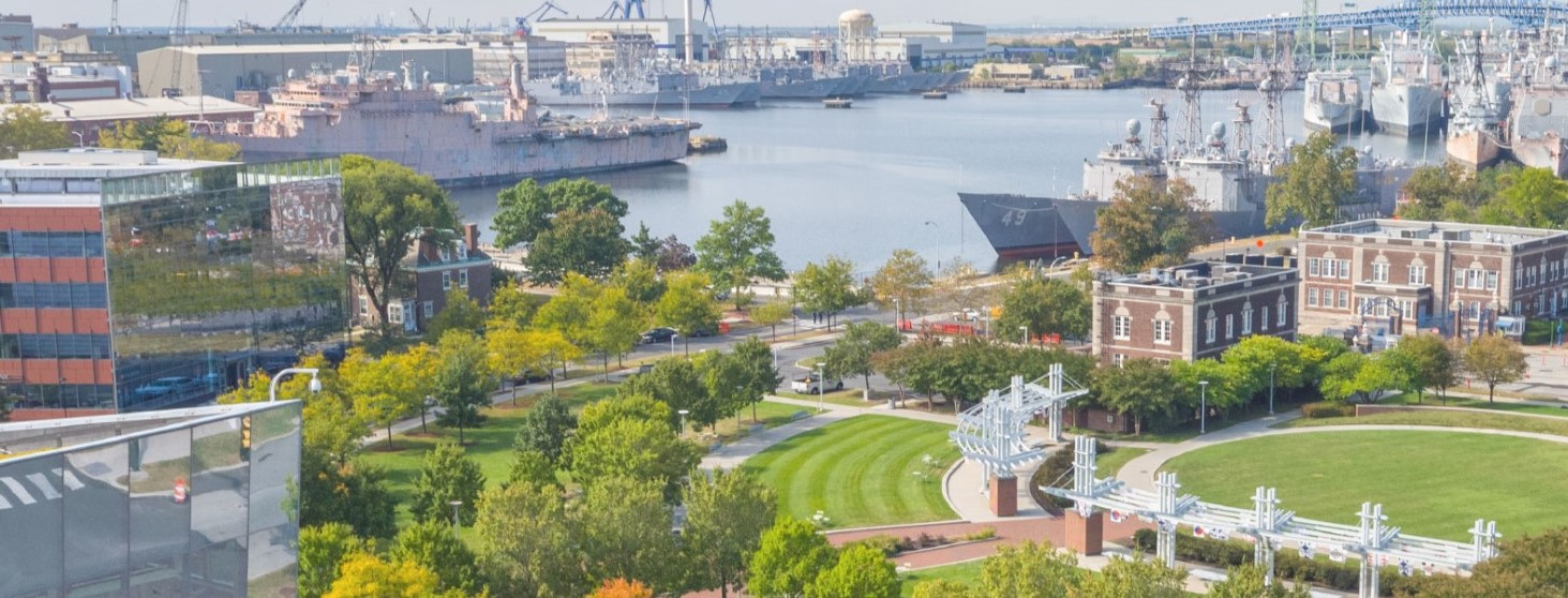 Wayne-Based Liberty Property Trust Puts Its Navy Yard Portfolio Up for Sale