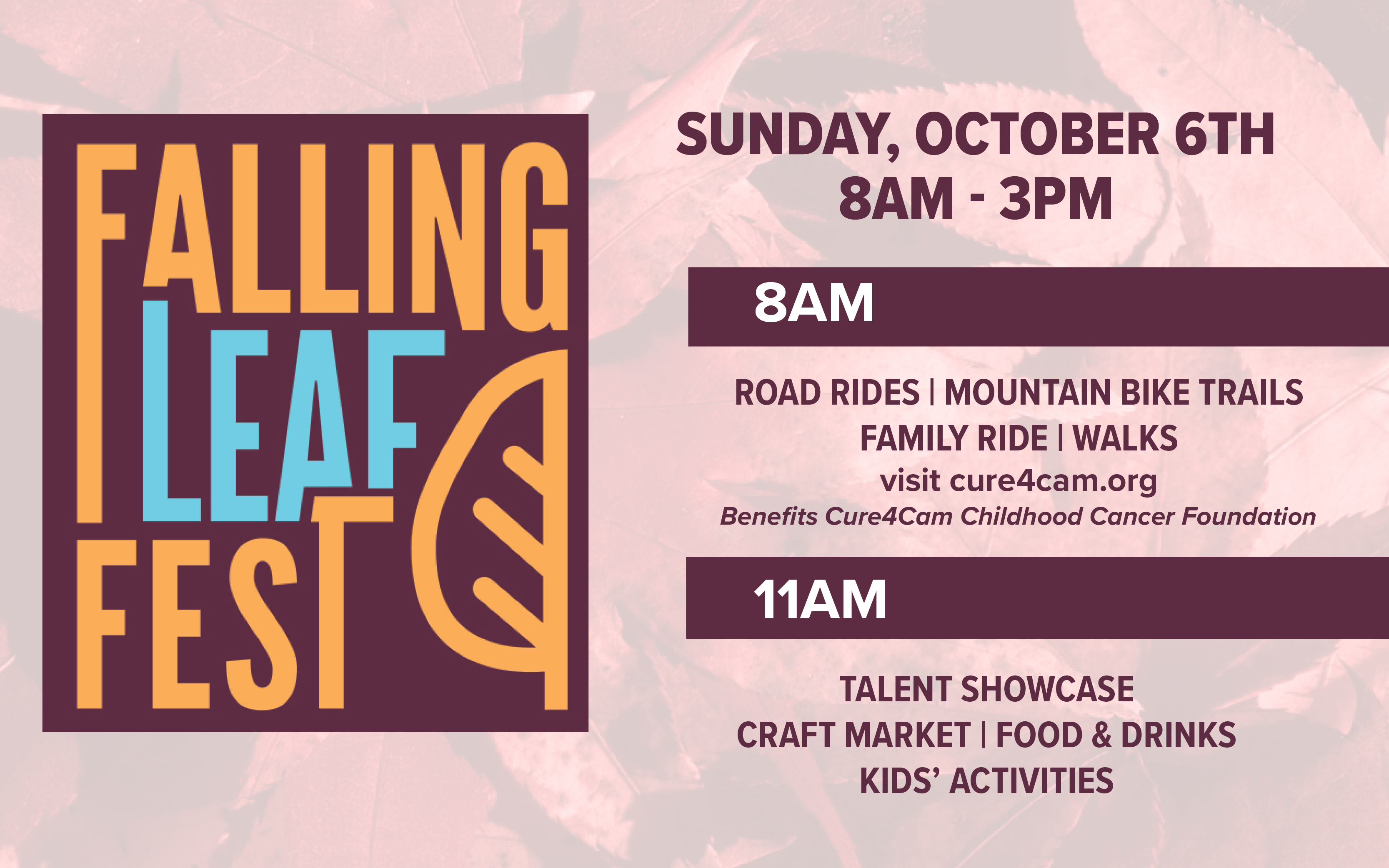Falling Leaf Fest Returns to Eagleview Town Center on Sunday