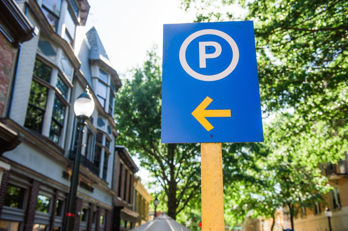 West Chester to Add New Signs to Make It Easier for Motorists to Locate Parking