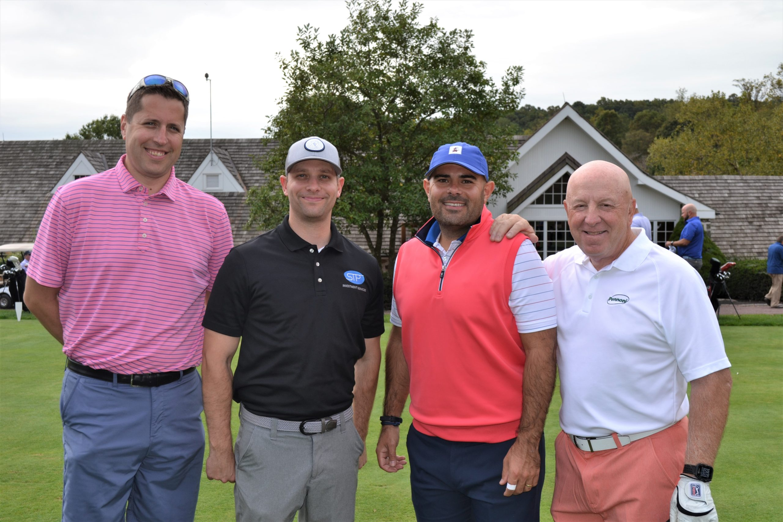 YMCA Corporate Golf Outing Raises Record Amount for Seventh-Grade Initiative