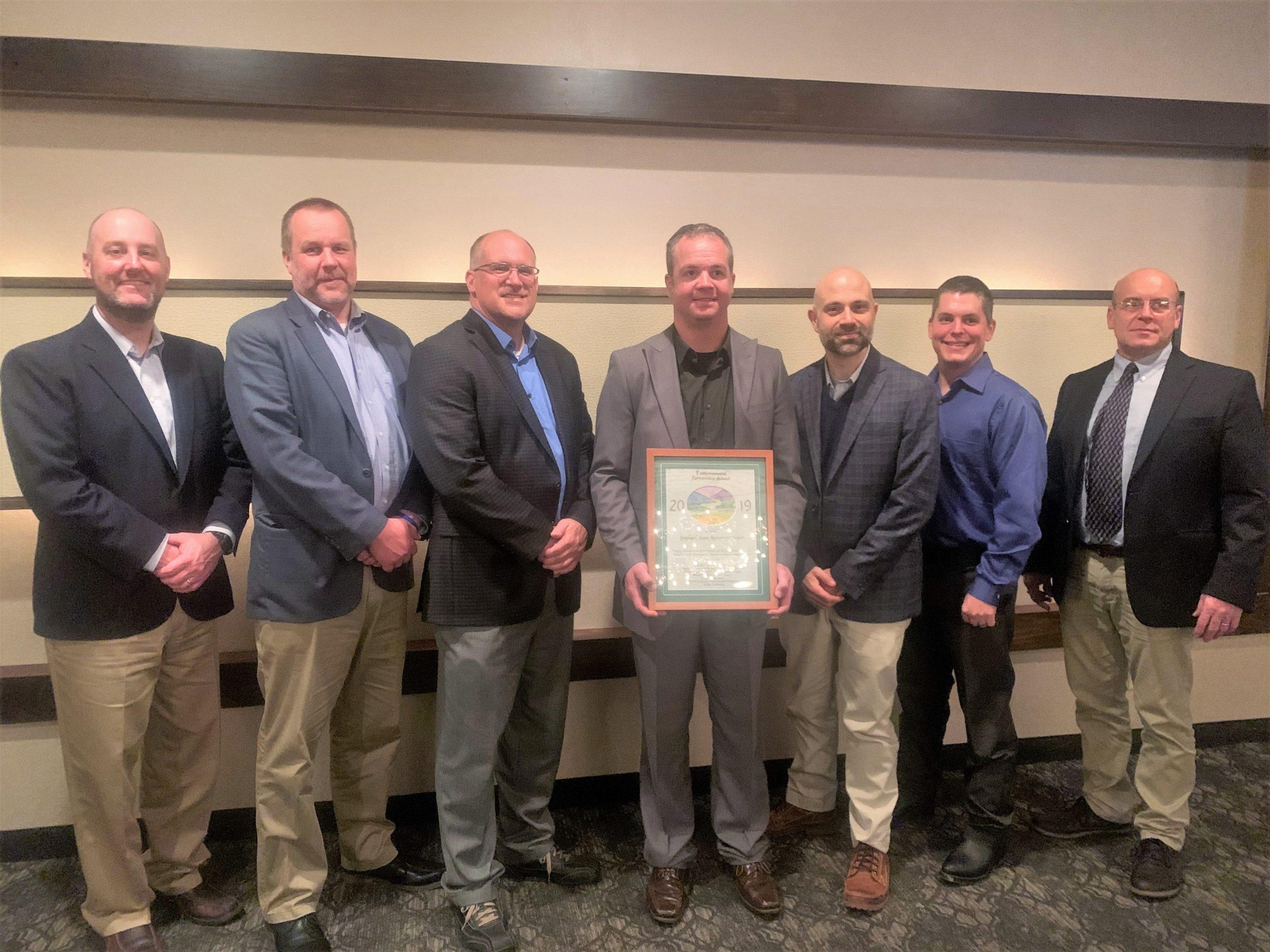 Energy Transfer Receives Enviornmental Partnership Award for Wildlife Habitat Project in Pennsylvania