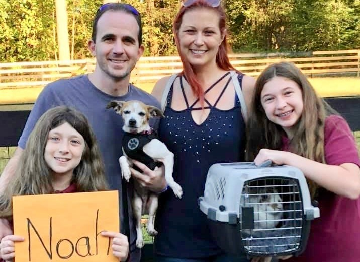 Animal Rescue in West Grove Receives Matching-Funds Pledge to Build New Adoption Center