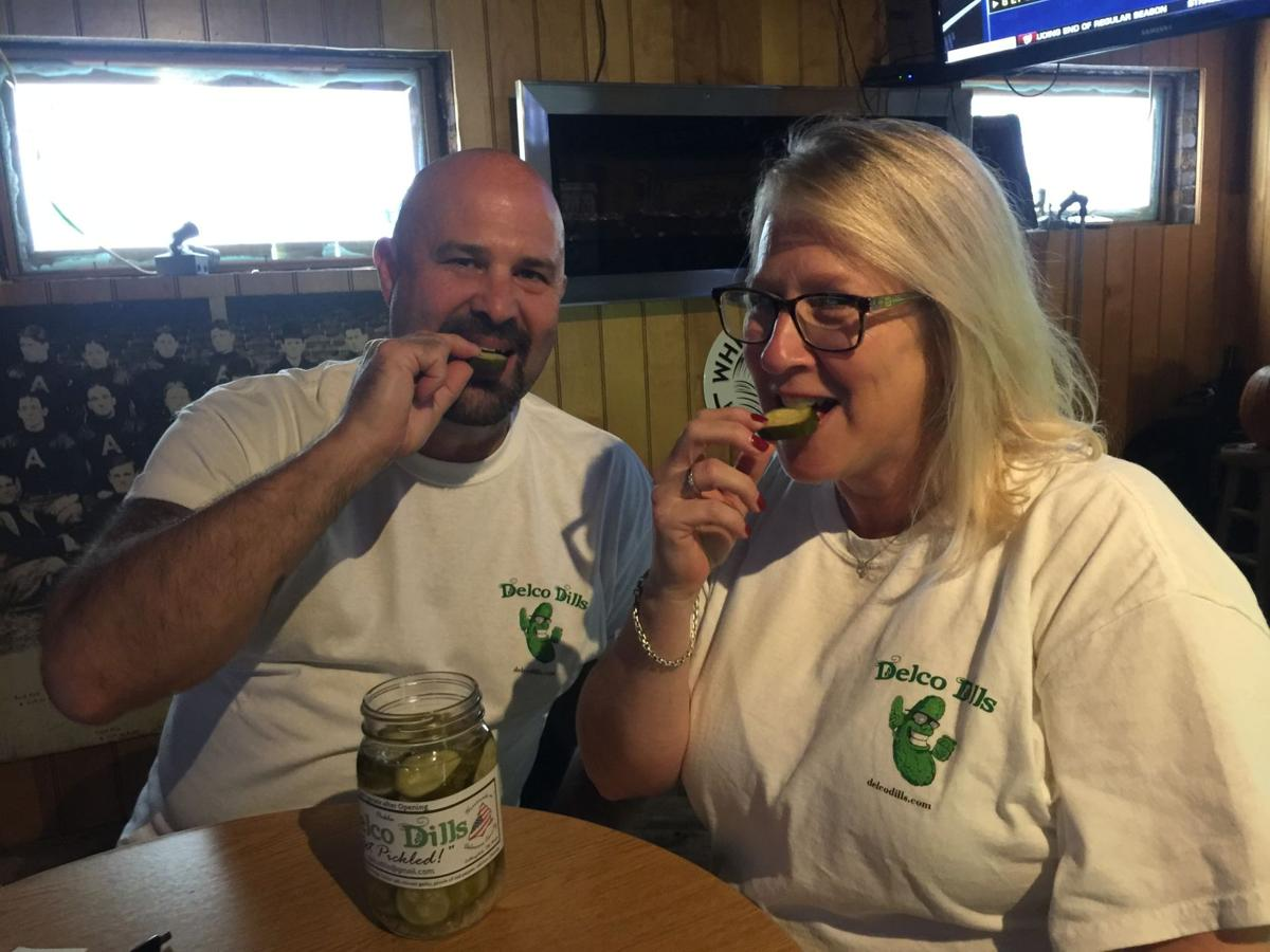 Delco Couple Turns Pickle Cravings into Award-Winning Business