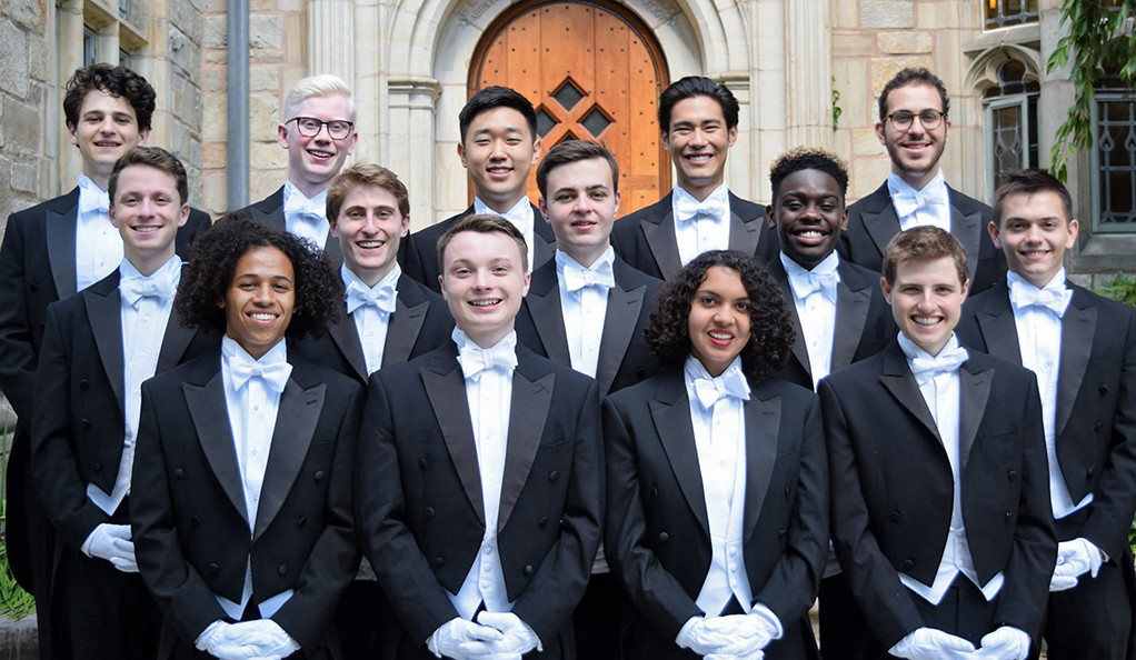 World's Oldest Collegiate A Cappella Group to Perform at Church Farm School on Nov. 17