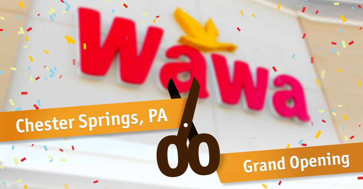 Wawa to Open in Chester Springs as Part of Hankin Group's Weatherstone Town Center
