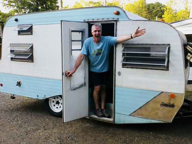 Well-Traveled Phoenixville Couple Can Attest to the Growth in Popularity of Vintage Campers