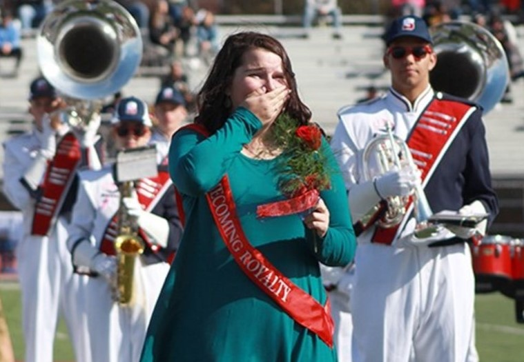 Honey Brook Native Represents Shippensburg University Well as This Year's Homecoming Queen
