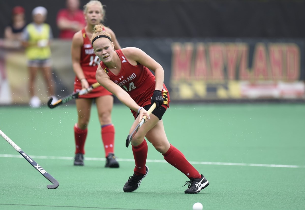Field Hockey Player from Honey Brook Excels at Maryland After Spending the Summer in Germany