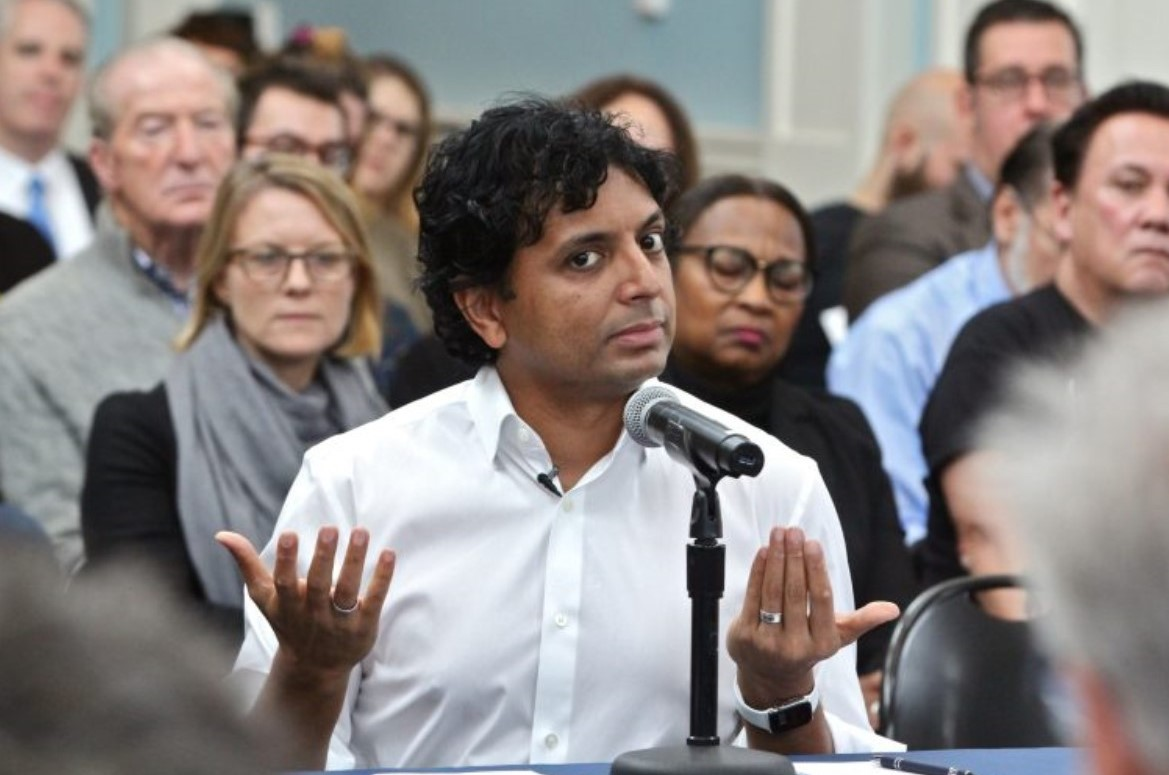 M. Night Shyamalan Wants to See More Filming Locally, Urges Legislators to Do Their Part