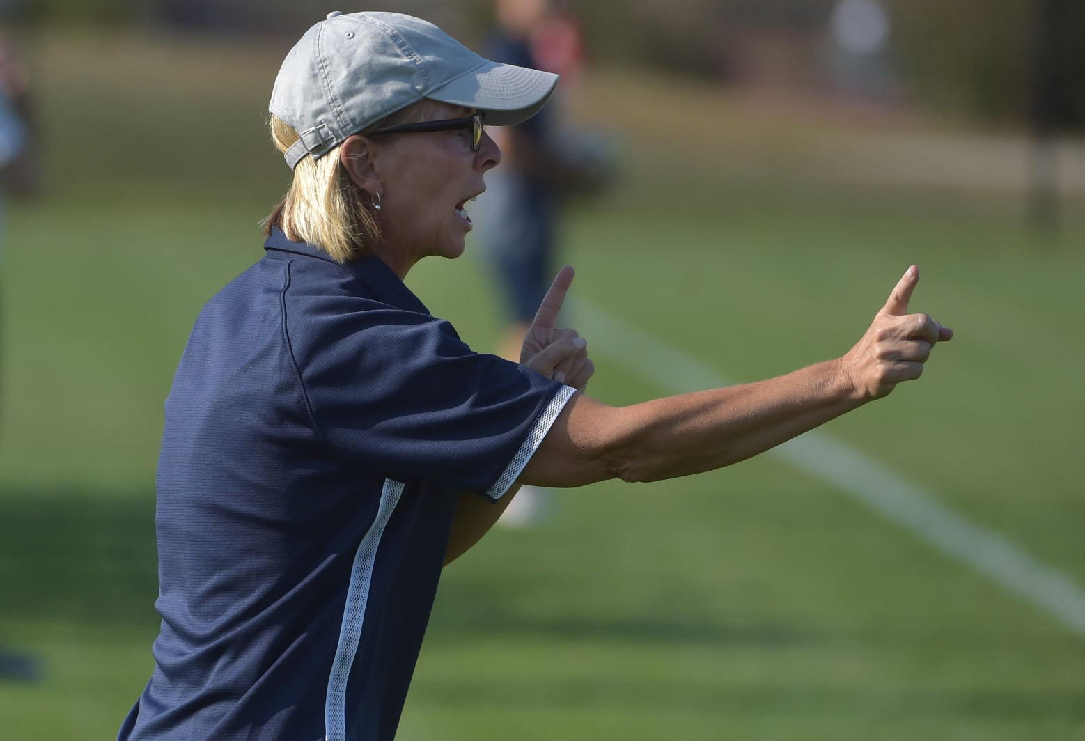 First Female Soccer Coach in Malvern Prep's History 'a Fantastic Example for the Kids'