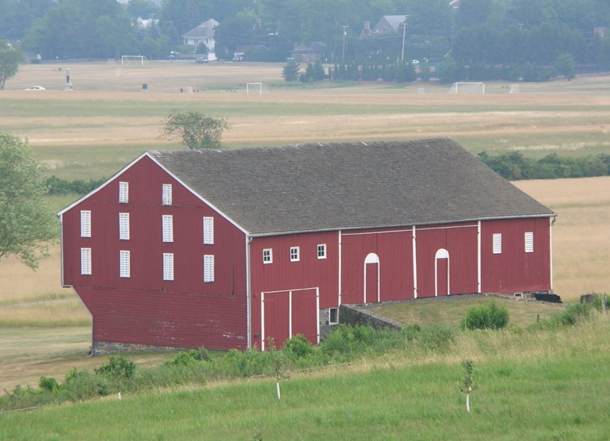 Nonprofit Aims to Save History in 'Pennsylvania Barn Core Region,' Which Includes Large Swath of Chesco