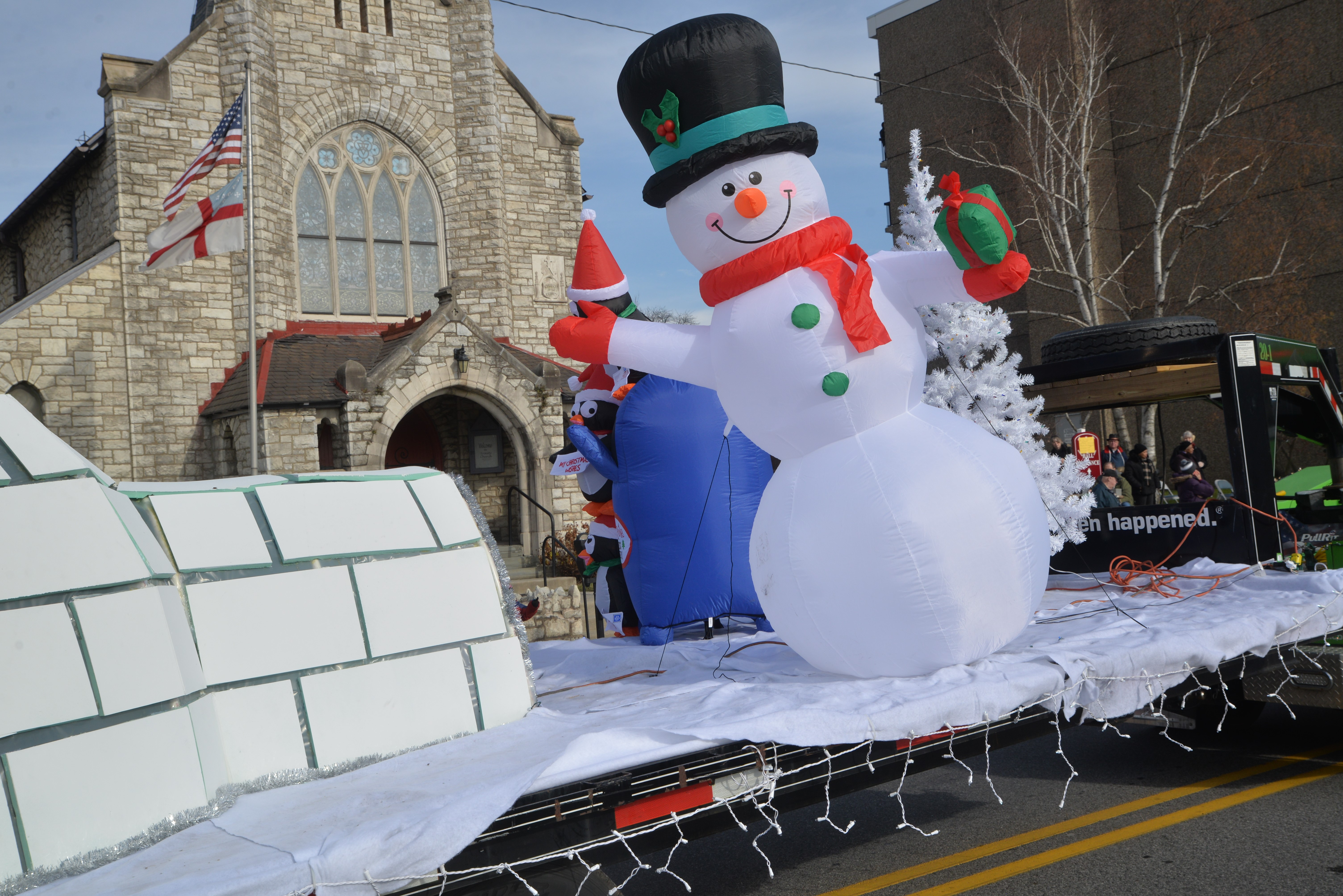 Penn Medicine to Present Coatesville Christmas Parade, 'Two Hours of Pure Enjoyment,' on Dec. 7