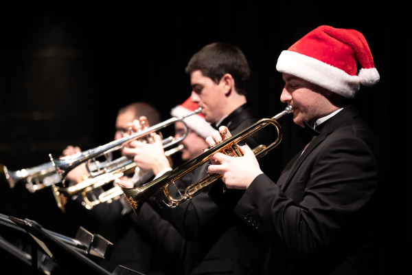 A Time-Honored Tradition: Ring in the Season at WCU's 98th Annual Holiday Concert