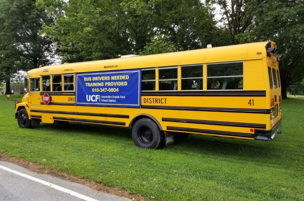 School Districts in Chester County Struggling with Lack of Bus Drivers