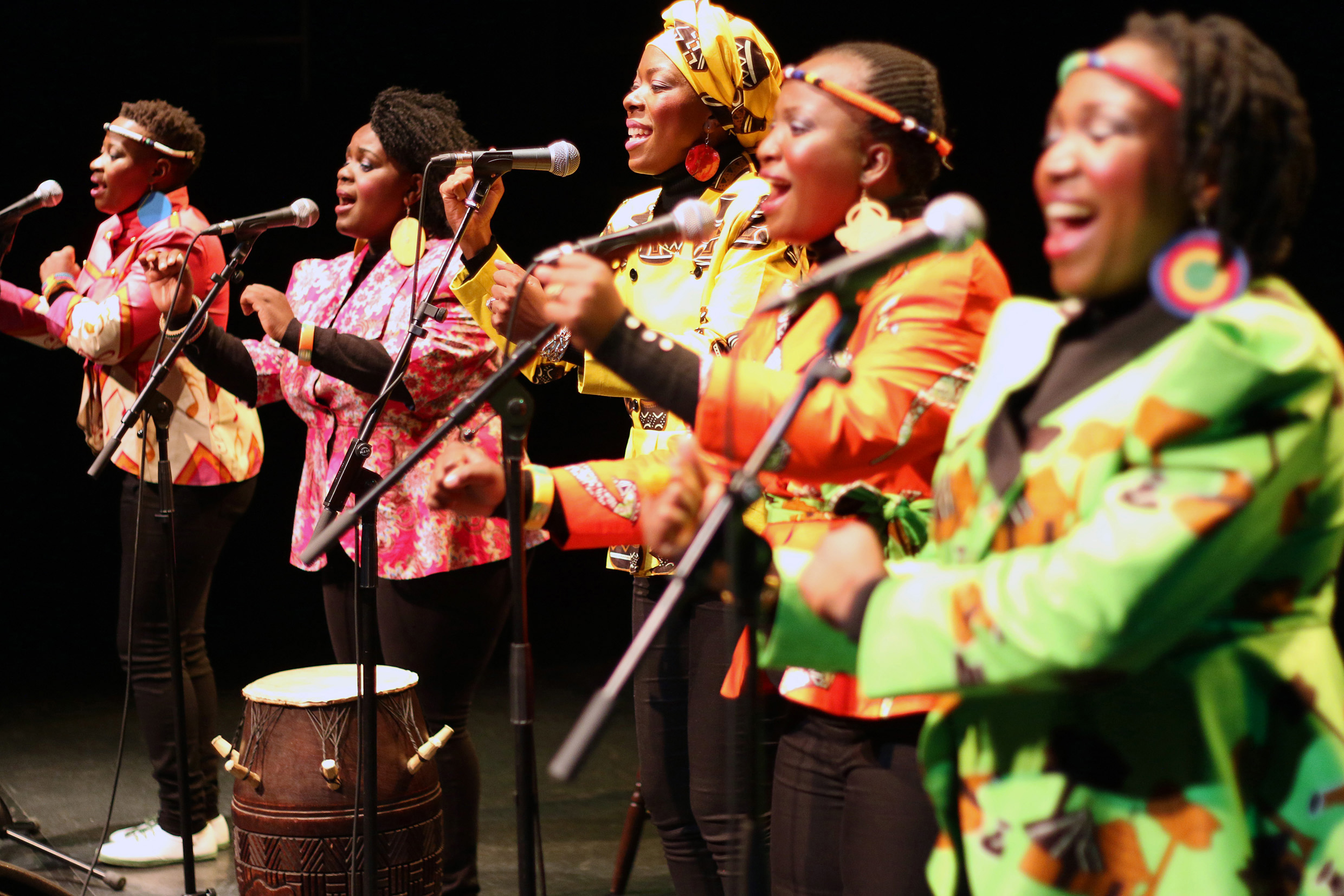 All-Female A Cappella Group from Zimbabwe to Perform at WCU on Saturday