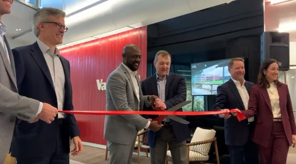 Take a Look Inside Vanguard's New Office Building Designed to 'Attract Tomorrow's Talent'