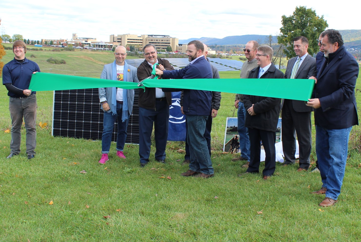 Berwyn Company the Lead Developer on Solar Energy Project That Will Serve as Living Lab at PSU