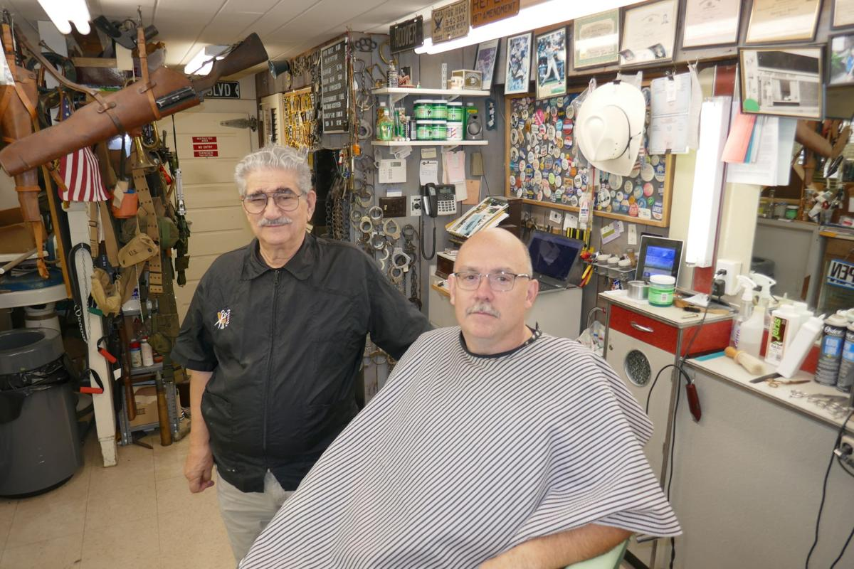 West Chester Barber with Impressive List of Customers Celebrates Six Decades in Business