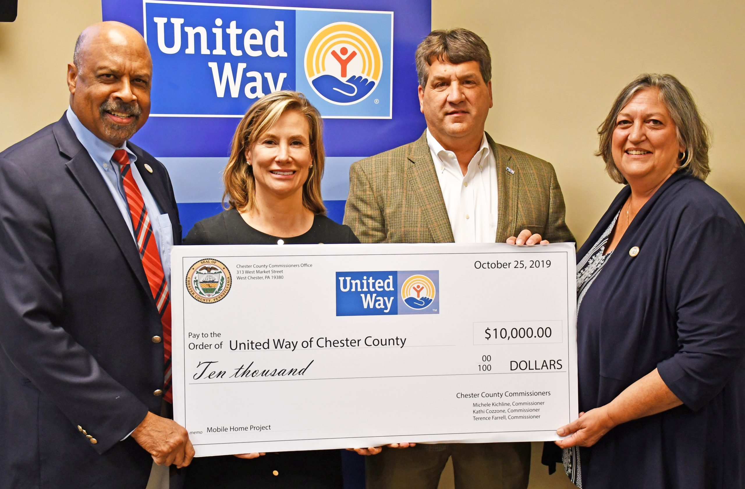 United Way's Mobile Home Reassessment Project Benefits Residents 'Who Have Been Unfairly Taxed'