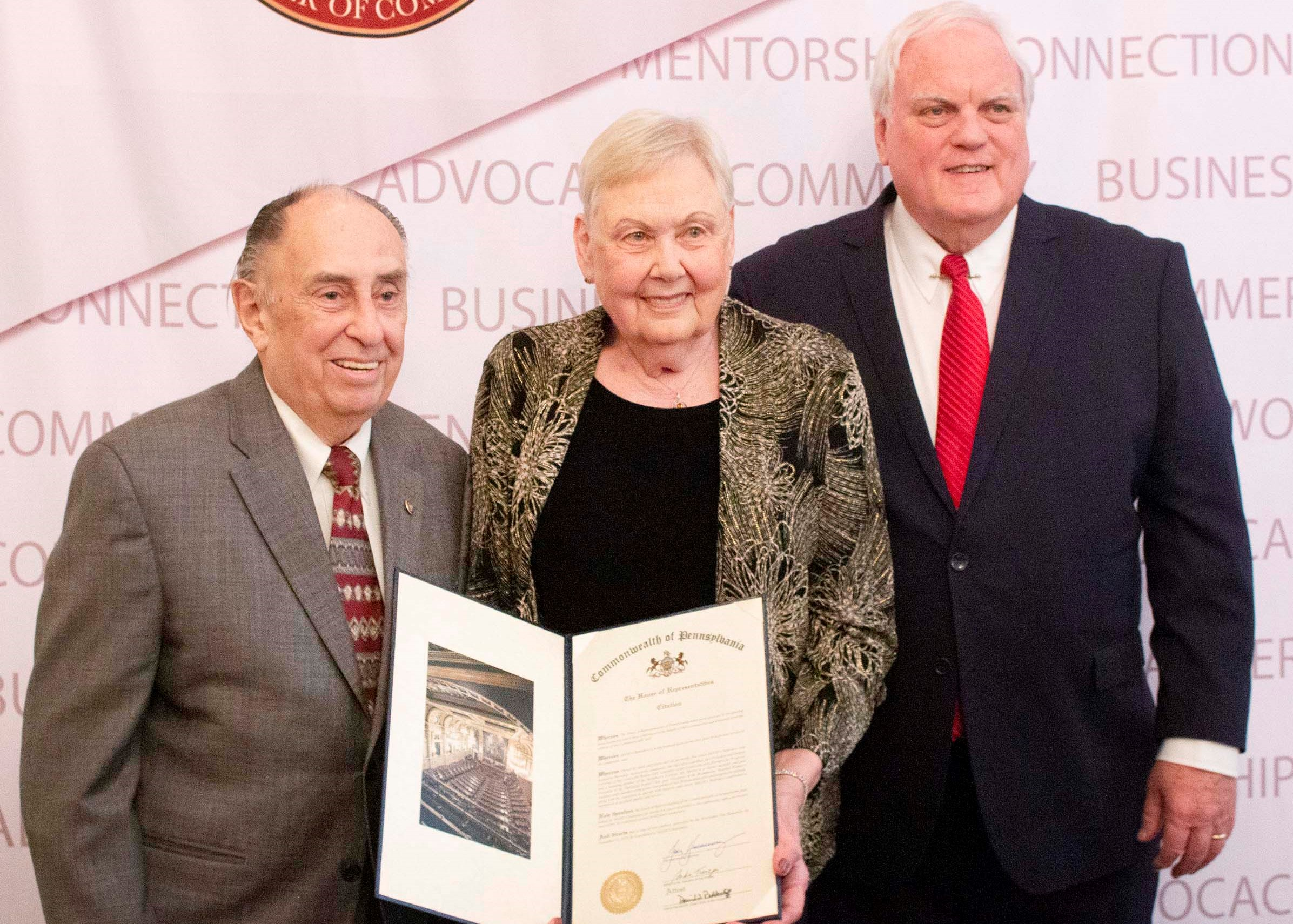 Western Chester County Chamber of Commerce Honors Longtime Community Advocates