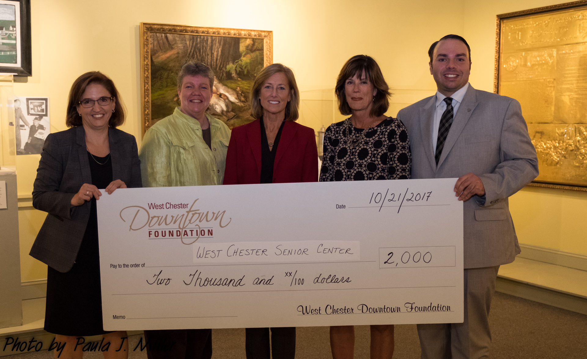 West Chester Downtown Foundation Awards $20,000 in Grants to Local Nonprofits