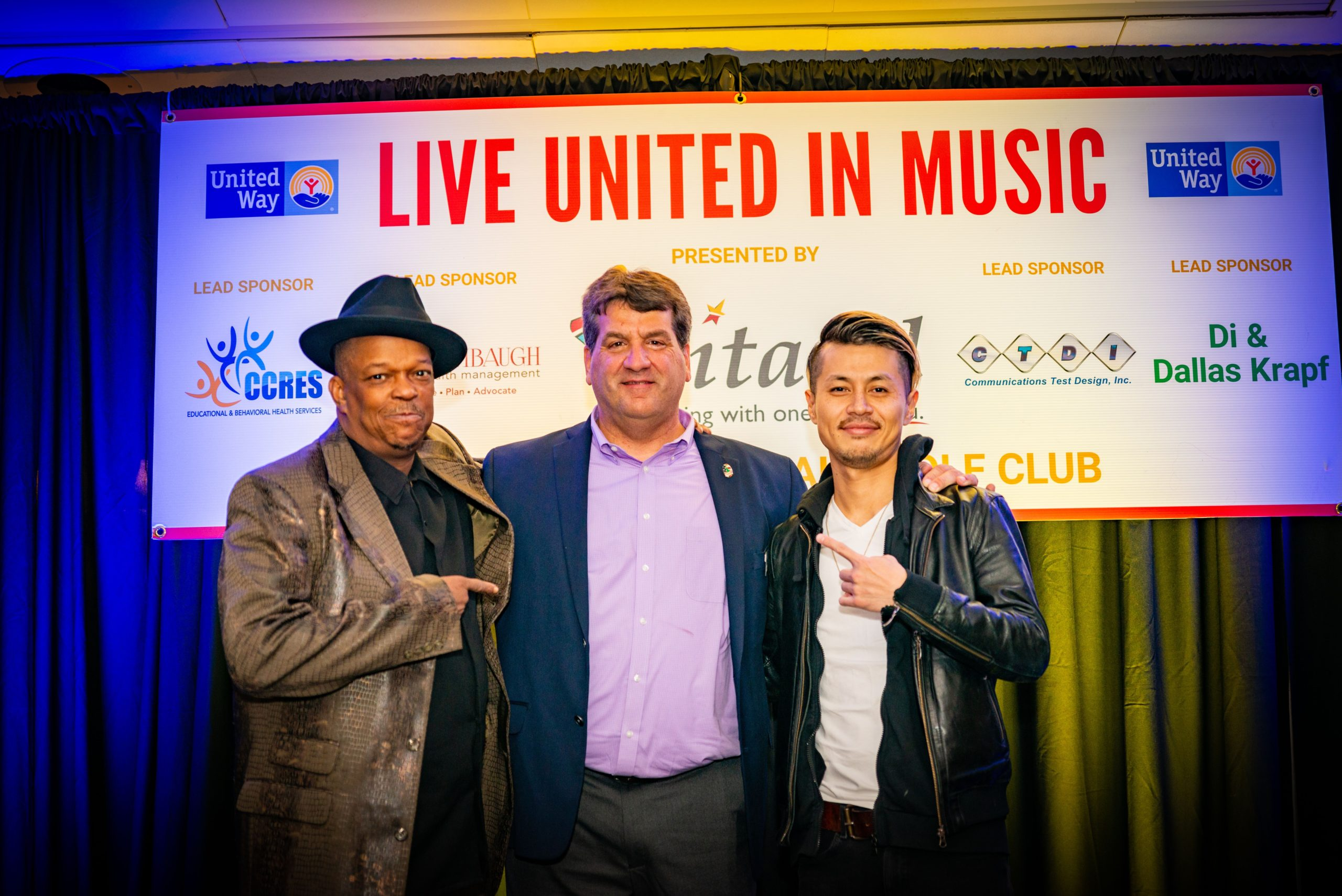 United Way's Live United in Music Raises Funds for Financial Stability Center