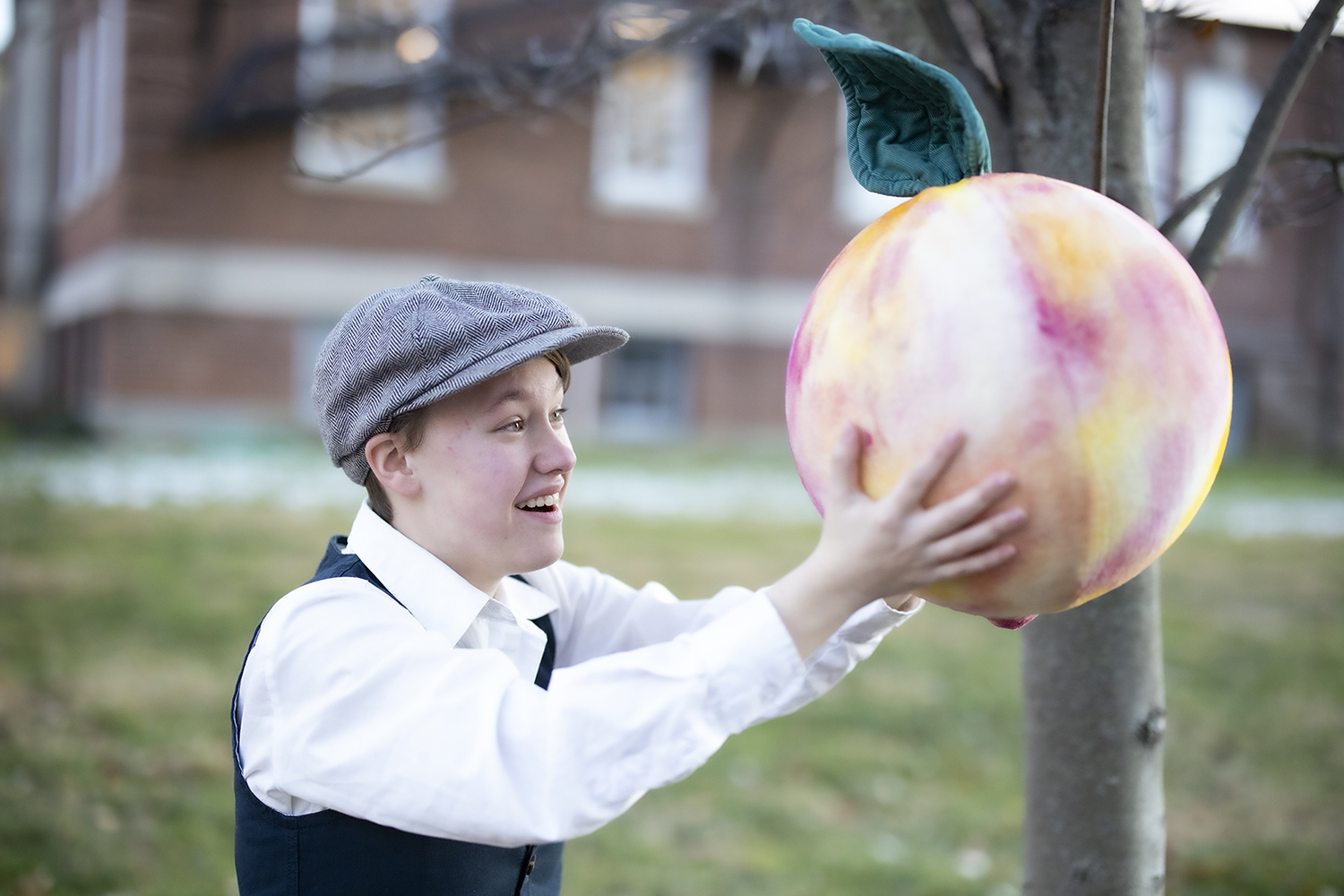 WCStudio to Present 'James and the Giant Peach' at Uptown! in January