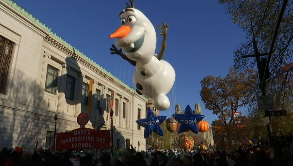 Downingtown Woman Braves the Elements, Returns to New York City for Thanksgiving Day Parade
