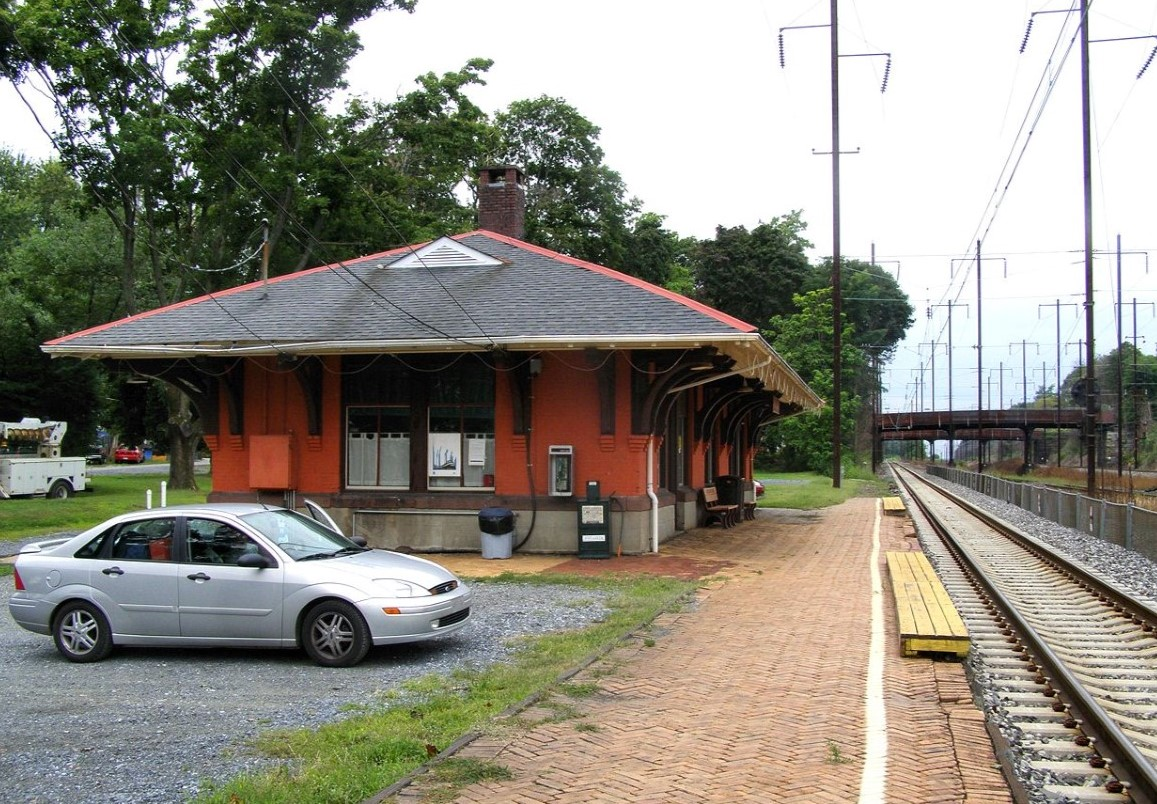 Major Upgrades Coming to Parkesburg Train Station