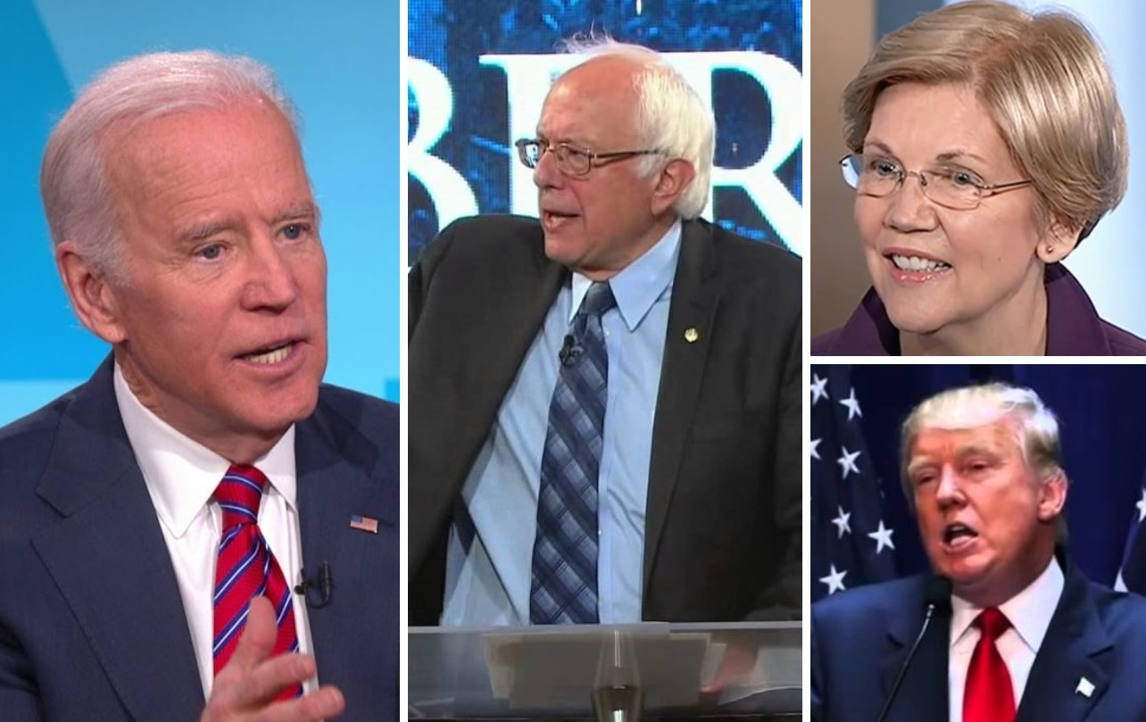 See Which Presidential Candidates Received the Most Donations from Chester County Residents in Q3