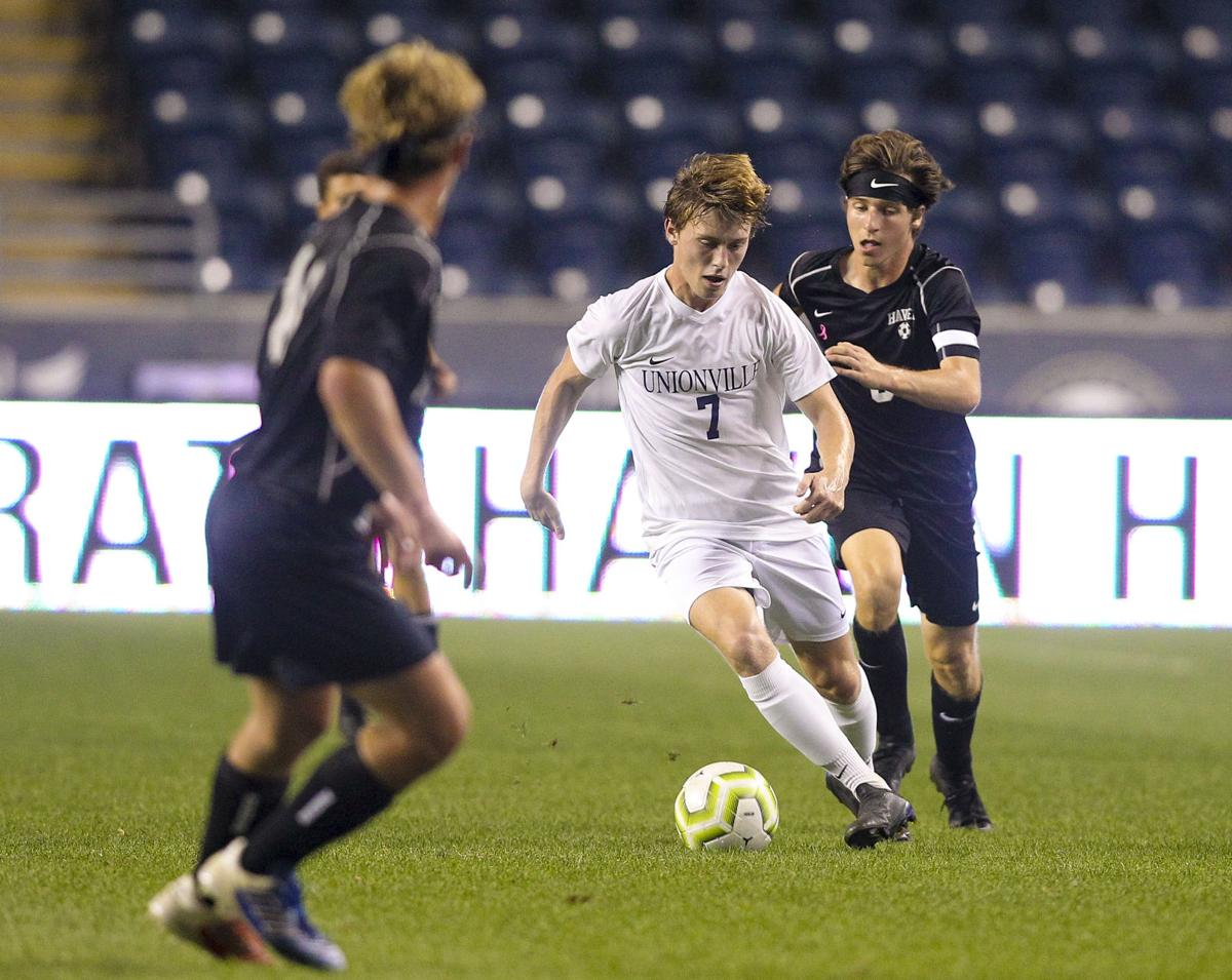 Unionville High School Senior, Soccer All-American Finds Himself in Exclusive Company