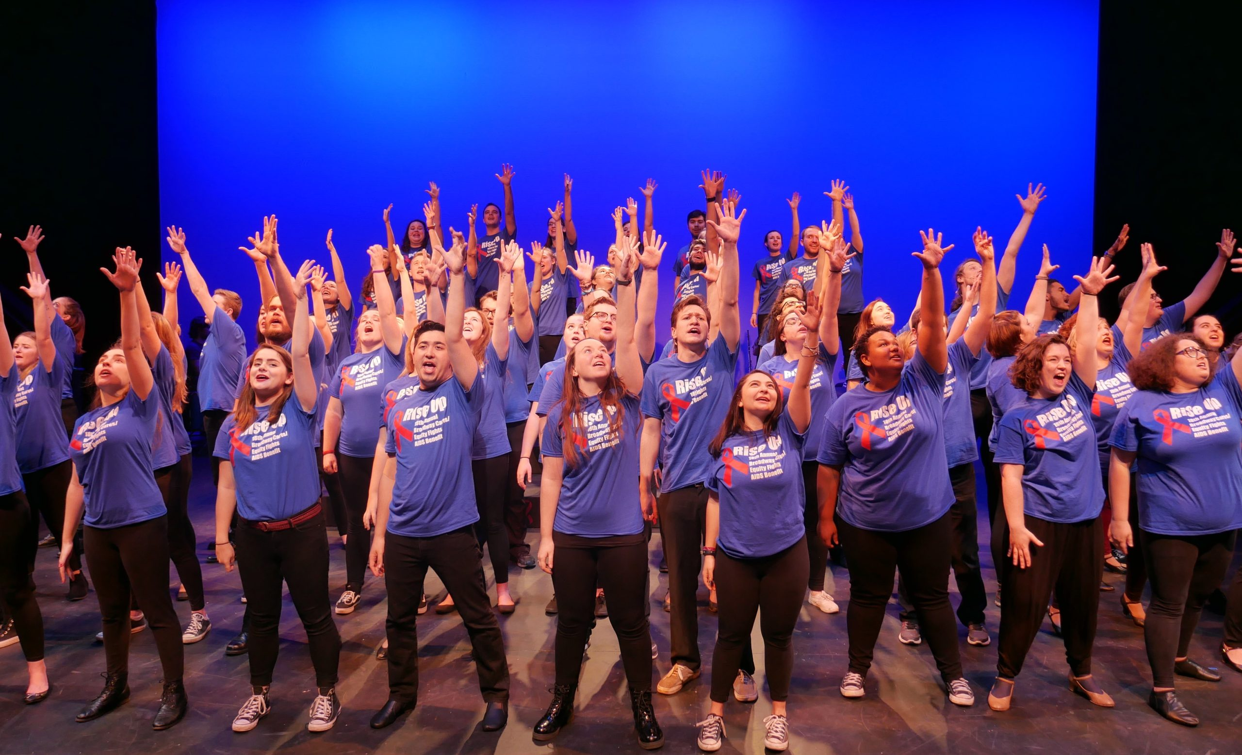 WCU Theatre Students Plan 20th Annual Benefit for Broadway Cares/Equity Fights AIDS