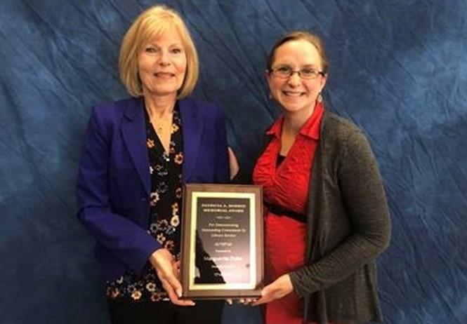 Southeast Chapter of Pennsylvania Library Association Honors Chester County Library Director