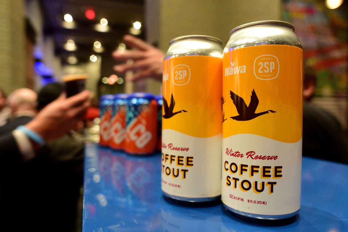 Wawa Rolls Out New Beer with Multi-State Brew Tour, Starting in Chadds Ford