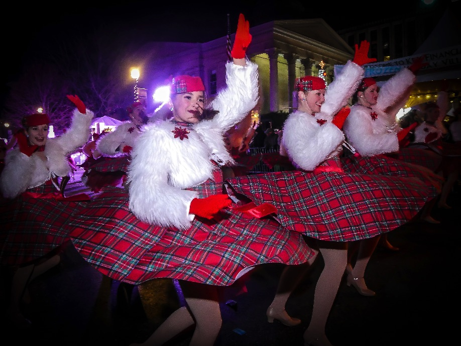Holiday Cheer Abounds at 40th Annual QVC West Chester Christmas Parade