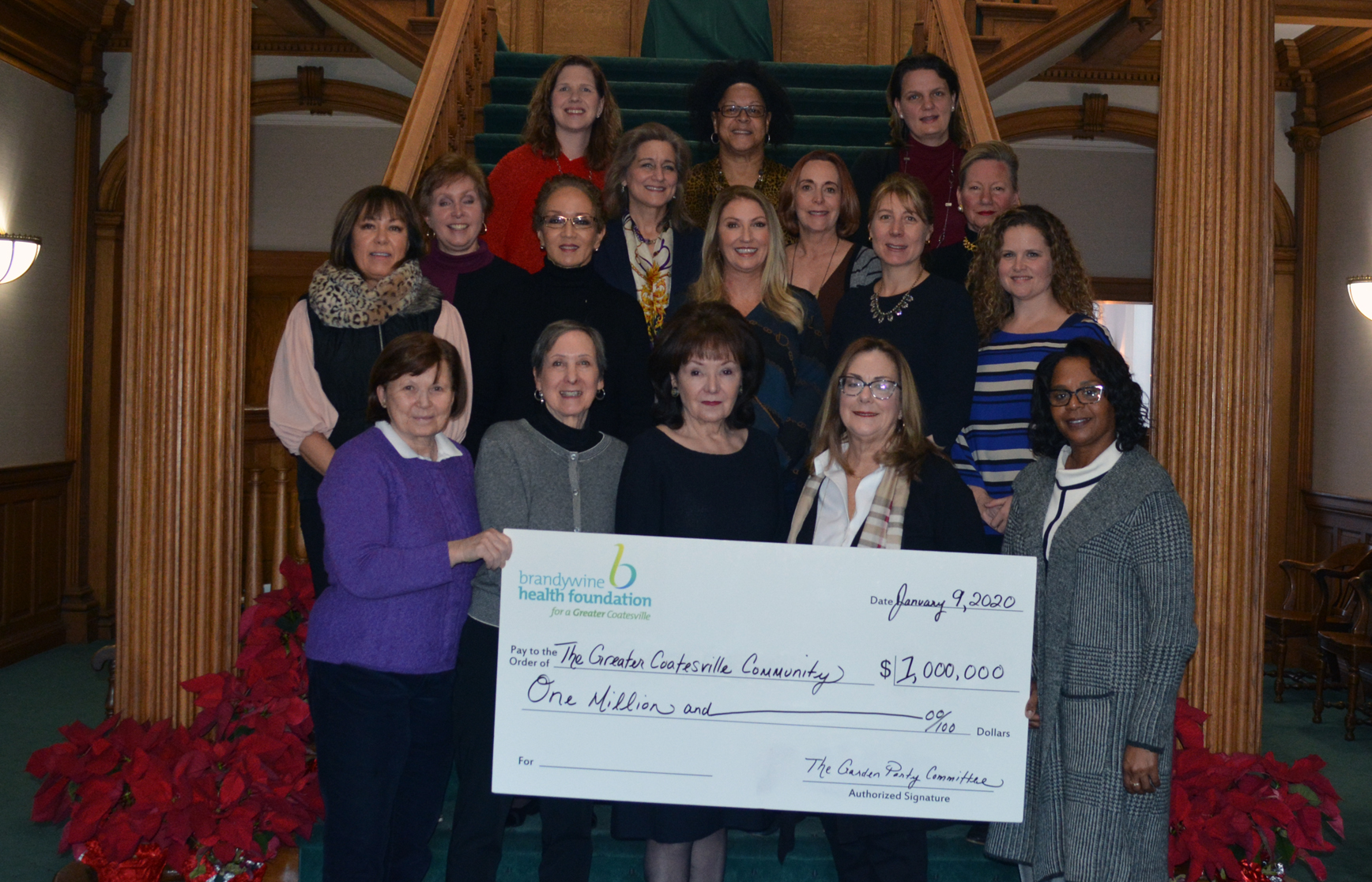 BHF's Annual Garden Party Achieves Milestone in Funds Raised for Greater Coatesville Community