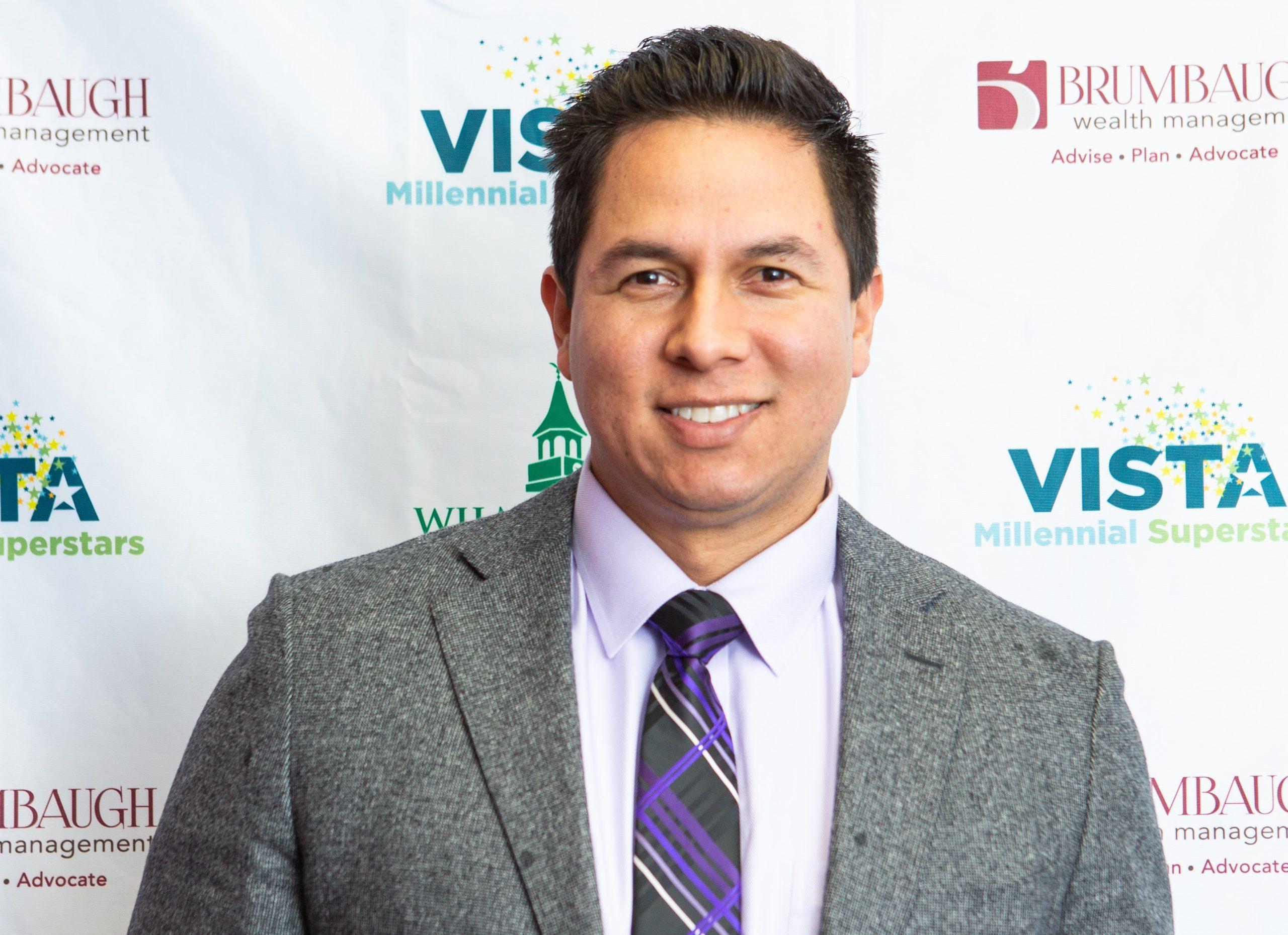 2020 VISTA Millennial Superstars: Miguel Alban