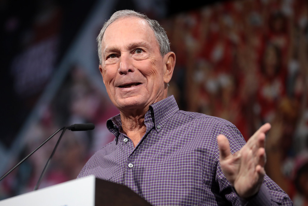 Hoping to Secure Votes, Mike Bloomberg Invests Big in Pennsylvania