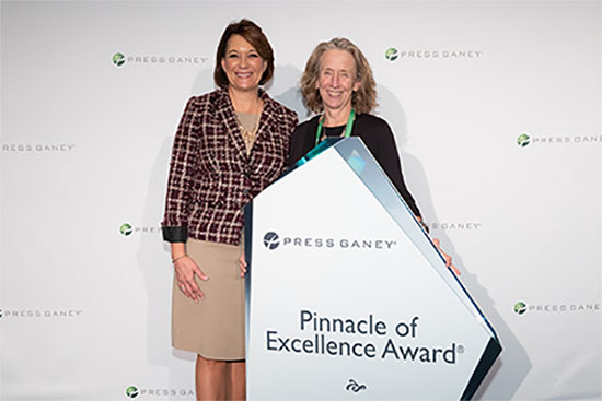 Chester County Hospital Receives 2019 Press Ganey Pinnacle of Excellence Award