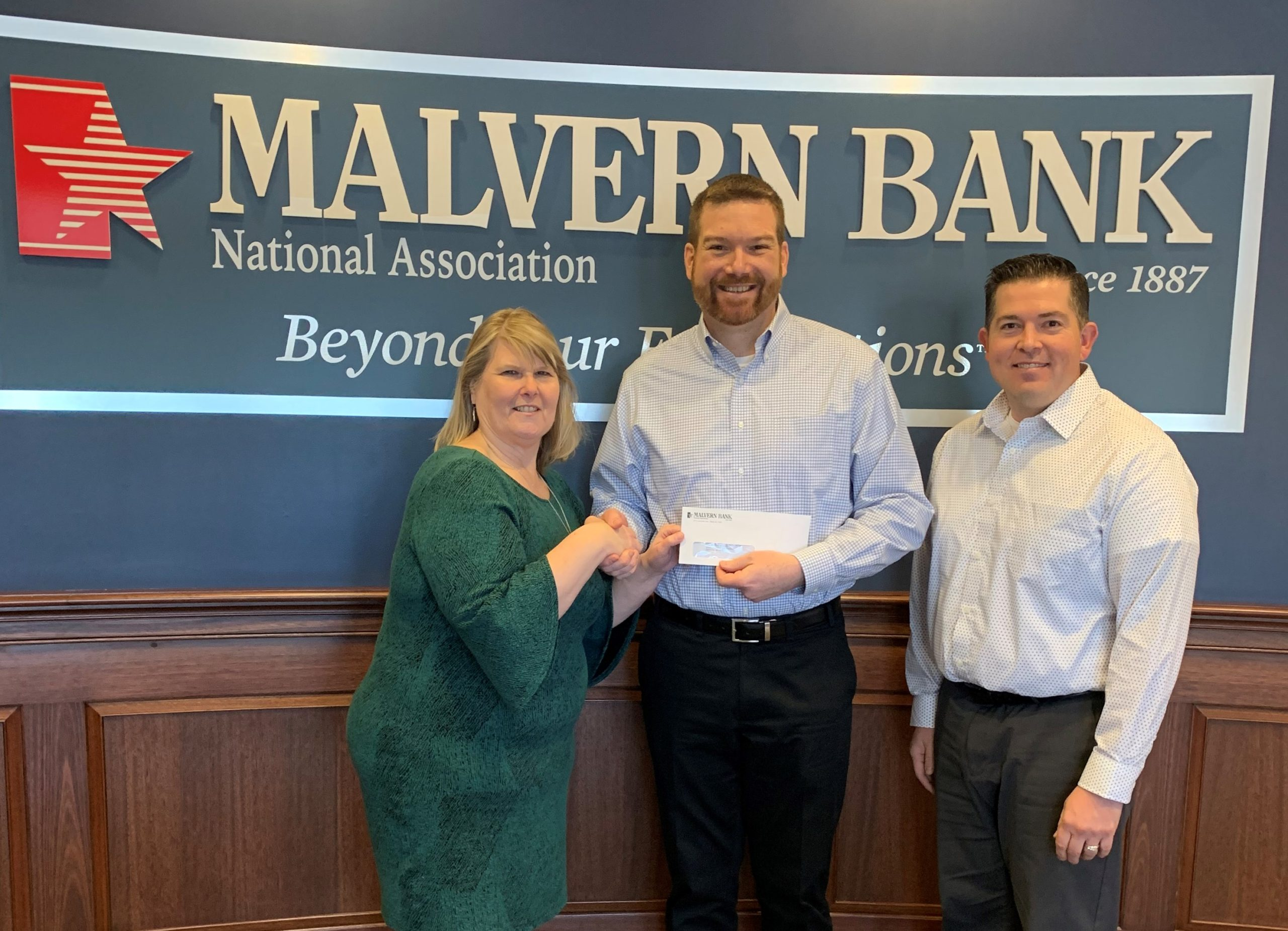 Malvern Bank Donates Monthly ATM Fees to Local Nonprofits