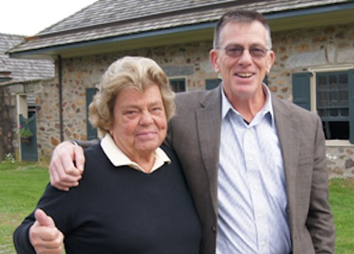 Malvern Resident Betty Moran, Owner and Breeder of Several Champion Racehorses, Dies at 89