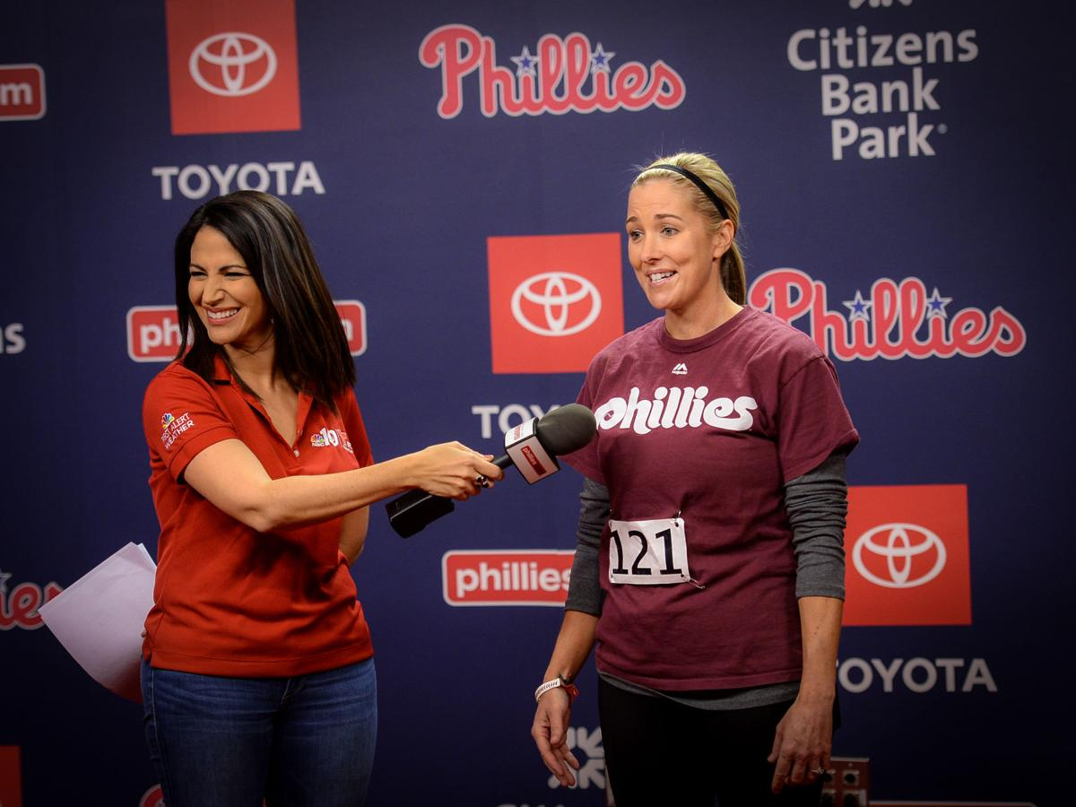 West Chester Woman Could Become Oldest Phillies Ball Girl