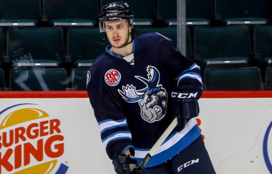 Pro Ice Hockey Player from Downingtown Will Have a Change in Scenery After Being Traded