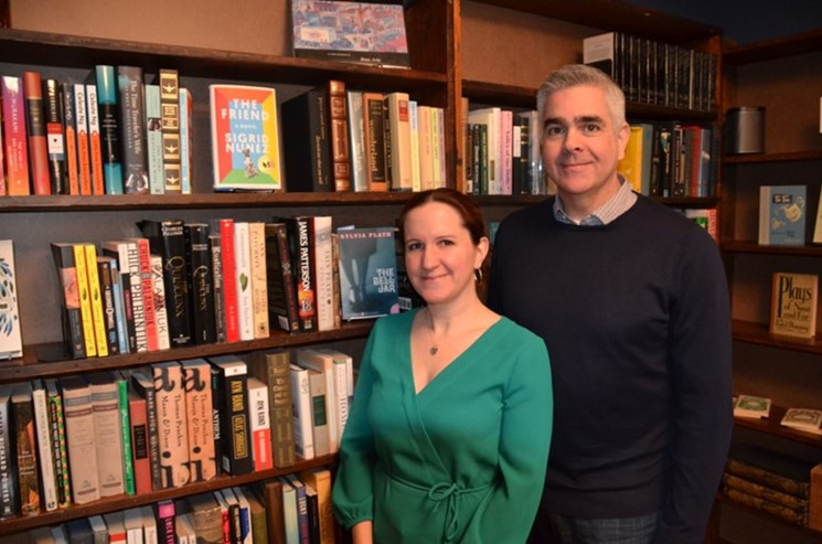 New Owners Writing Next Chapter for Local Bookstore After Death of Its Original Proprietor