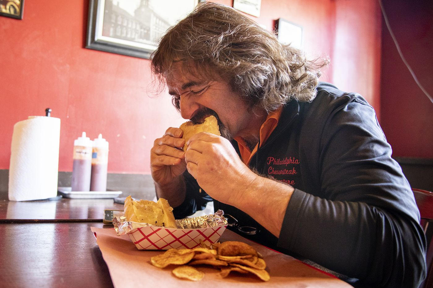 Local Man Embarks on Cheesesteak Adventure, Eats 500 in Less Than Two Years