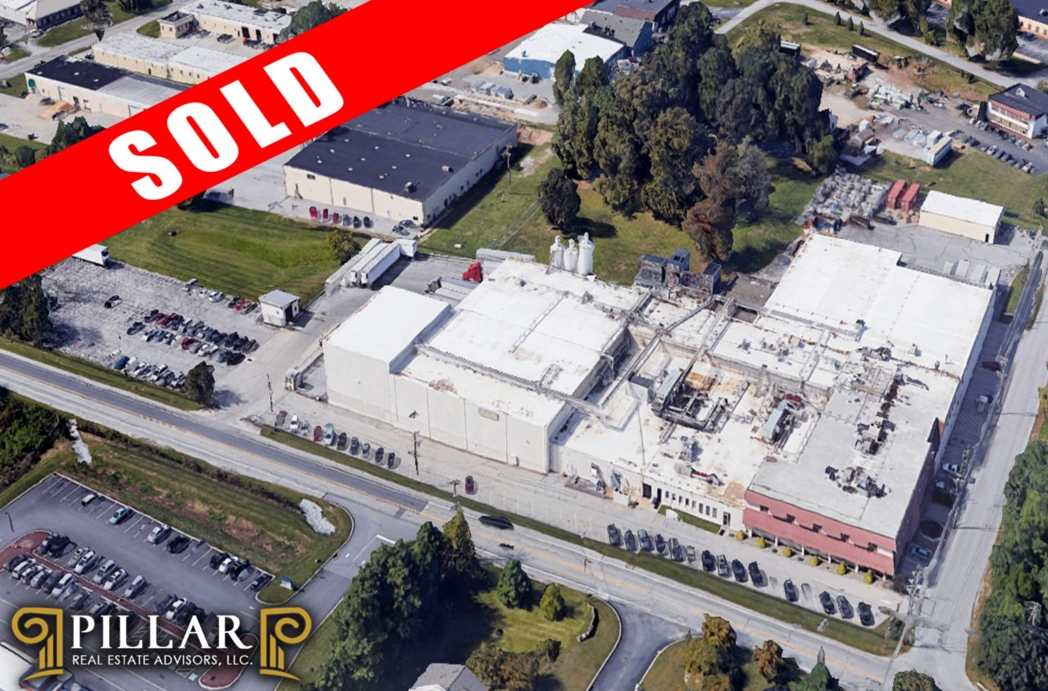 Pillar Real Estate Advisors Brokers Sale of Industrial Warehouse, Cold-Storage Facility in West Chester