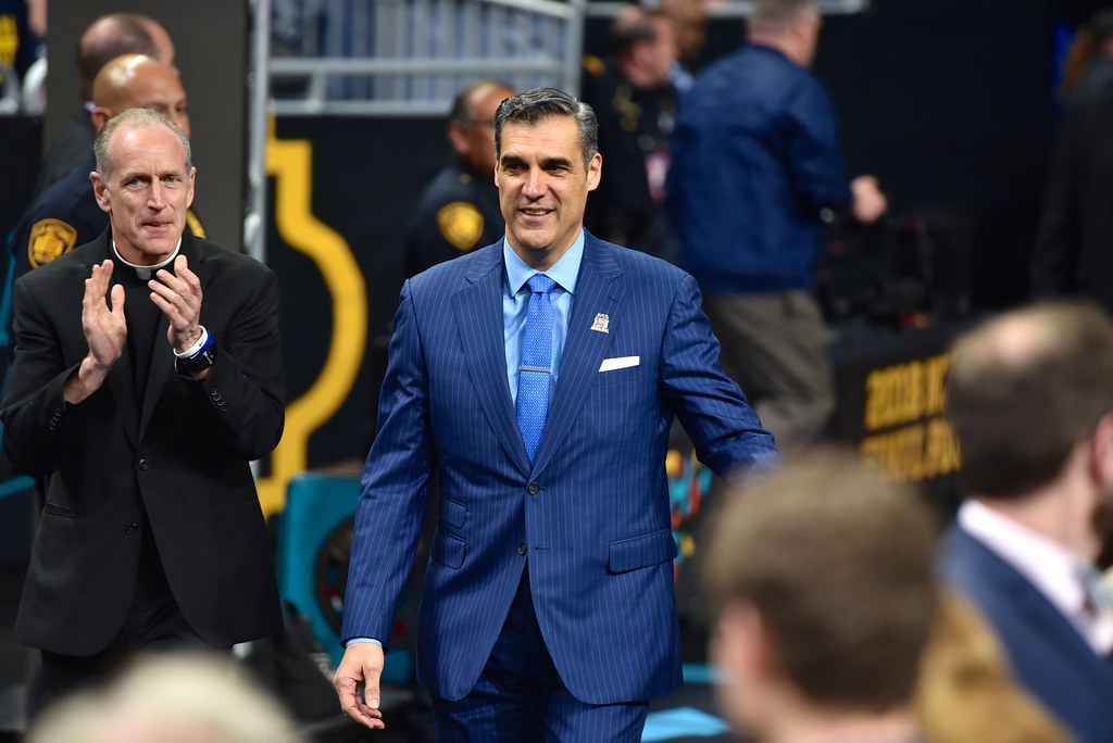 Forbes: Are the New York Knicks in Jay Wright's Future?